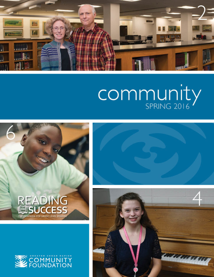 2016 Spring Community Newsletter FINAL
