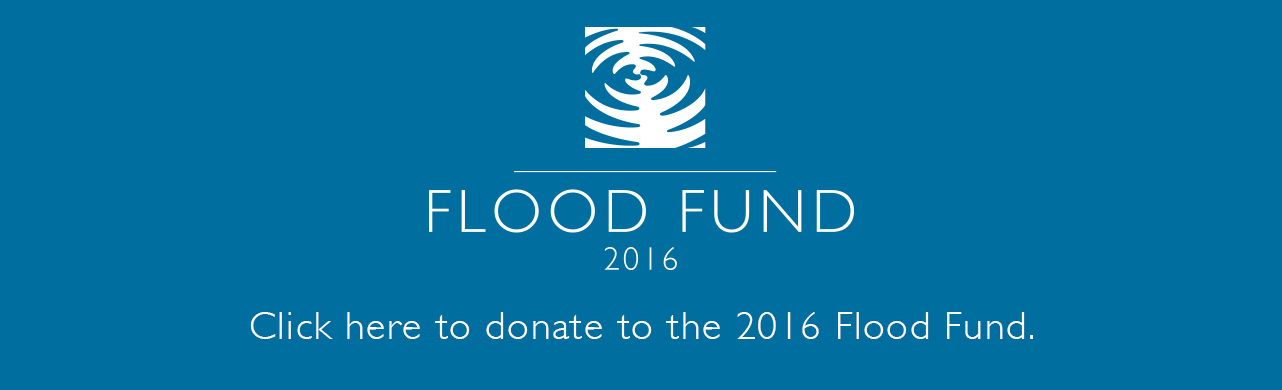 Flood Fund 2016 Cover Photo