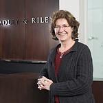 Maureen Kenney, attorney, Bradley & Riley PC, Cedar Rapids, Iowa, for the Greater Cedar Rapids Community Foundation, 4/7/2016.